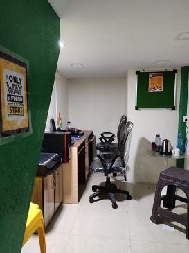 Office on Rent in Raghuleela Mall Kandivali